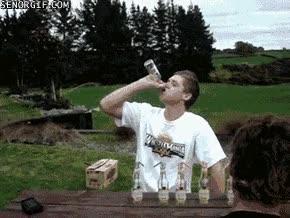 Enlace a Es lo que tiene beberte 6 birras de una tajada