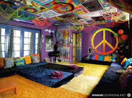 Enlace a Así ves tu habitación cuando llegas a casa todo morado