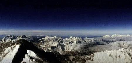 Enlace a La vista desde el Everest