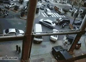 Enlace a El tráfico en Caracas
