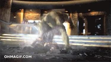Enlace a Hulk no anda con tonterías