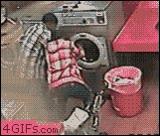 Enlace a Tranquilos, pese a meter al niño en la lavadora (¿?), ya está sano y salvo