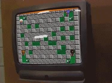 Enlace a Bomberman muy realista
