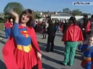 Enlace a Supergirl no cuida los pequeños detalles