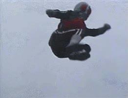 Enlace a Los famosos efectos especiales de los Power Rangers