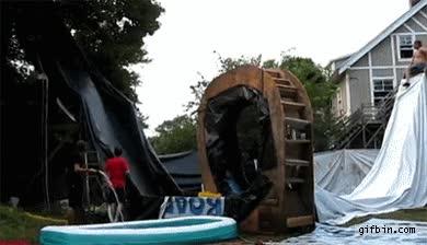 Enlace a El parque acuático que querrías en tu jardín