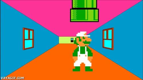 Enlace a Mario Troll