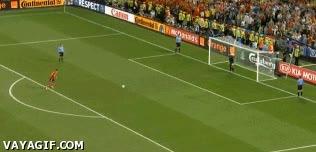 Enlace a Penalti de Sergio Ramos a lo Panenka