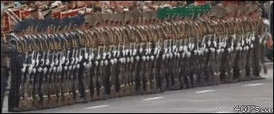 Enlace a Domino con soldados
