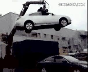 Enlace a Cuando aparcas donde no debes