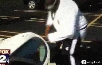 Enlace a Cómo no romper la ventana de un coche