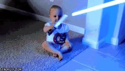 Enlace a Baby jedi