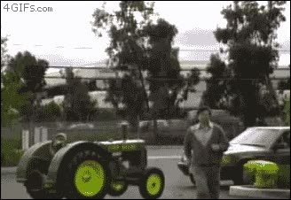 Enlace a Ilusión con un tractor