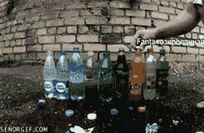 Enlace a Experimento de mentos en todas las bebidas