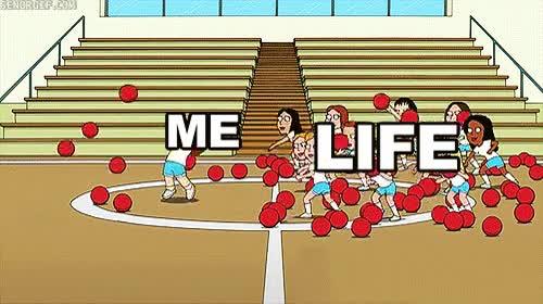 Enlace a Así es cómo me trata la vida