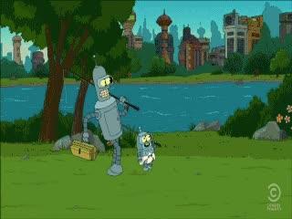 Enlace a Bender y Bendercito