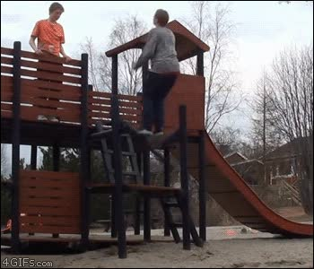 Enlace a Parkour FAIL