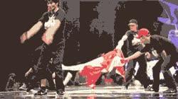 Enlace a Breakdance a otro nivel