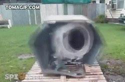 Enlace a Echándole unas piedrecitas a la lavadora
