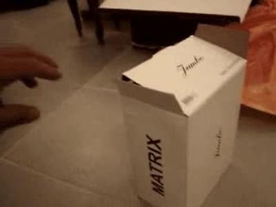 Enlace a ¡No te acerques a mi caja!