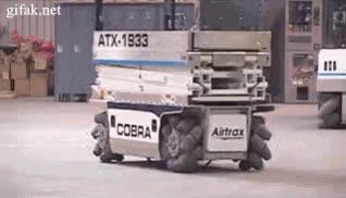 Enlace a Airtax cobra, el prototipo que gira sobre sí mismo