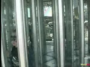 Enlace a Ni siquiera Batman puede escapar del laberinto de cristales
