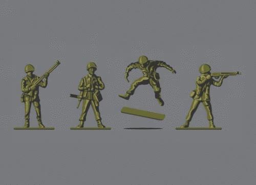 Enlace a Los soldados skater