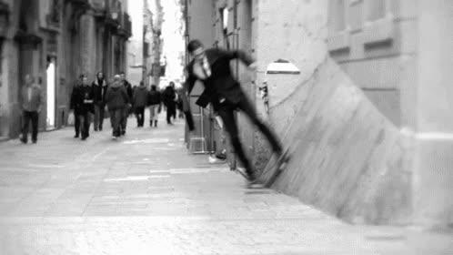 Enlace a Siempre hay tiempo para el Skate