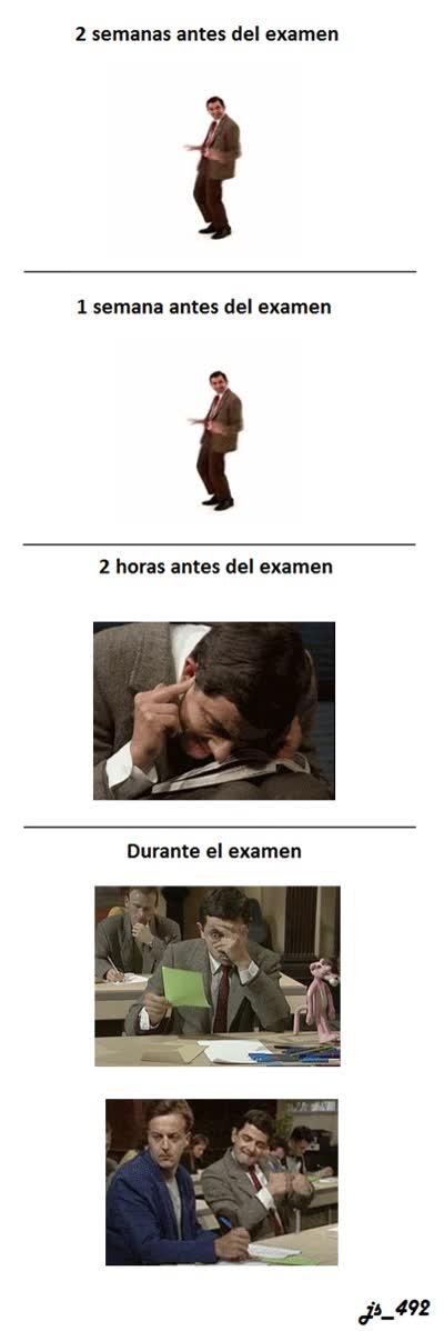 Enlace a Mi rutina para los exámenes
