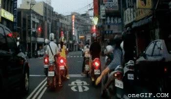 Enlace a Así se roba en China