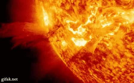 Enlace a Explosiones solares