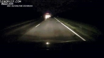Enlace a Ir por la carretera tranquilamente y...