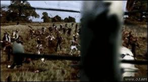 Enlace a Helicóptero vs Zombies