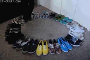 Enlace a Mi colección de zapatillas