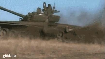 Enlace a Tanques rusos