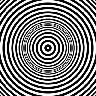 Enlace a Mira al centro durante 30 segundos y mira al teclado