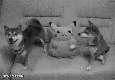 Enlace a ¡Choca esos cinco, Pikachu!