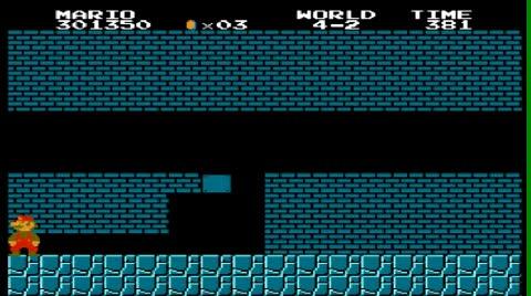 Enlace a Mario fue el primero en hacer el moonwalk