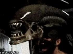 Enlace a Así se hizo Alien; ya puedes morir en paz