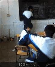 Enlace a No habrá peleas en mi clase