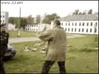 Enlace a Esto es lo que pasa cuando te metes con un poli ruso