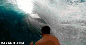 Enlace a Surfeando con una cámara GoPro