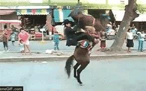 Enlace a Vamos caballo, nuestro planeta nos necesit...
