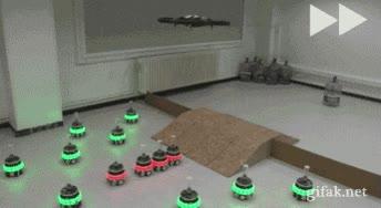 Enlace a Cooperación robótica