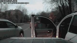 Enlace a A tomar por culo la puerta