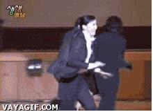 Enlace a Nunca te metas con una oficinista coreana