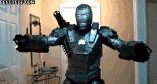 Enlace a Traje Iron-Man 2 Nivel: Dios