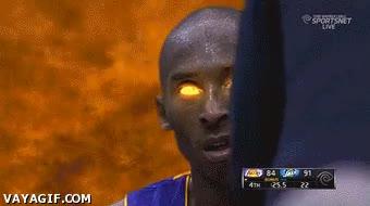 Enlace a Si le dices a Kobe Bryant que la pase