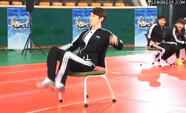 Enlace a Mi fantástica silla a pedales invisibles