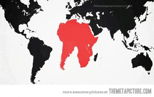 Enlace a Temed el día que África y América del Sur se alien